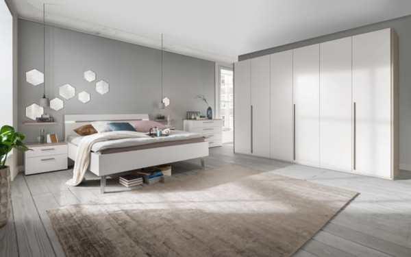 Schlafzimmer Kommode Weiß Matt 2021