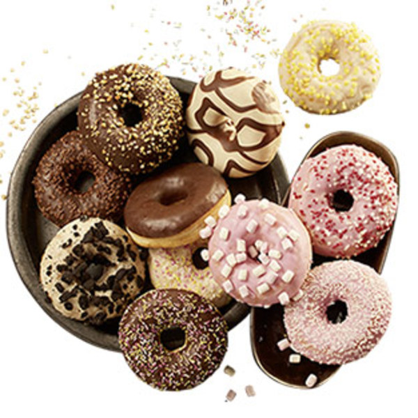 Donut Sorten