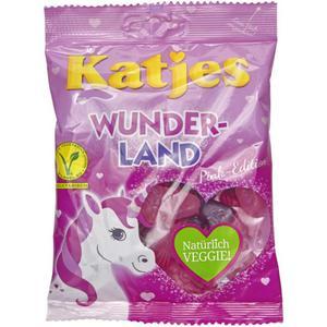 Katjes Wunderland Pink Edition 0.50 EUR/100 g