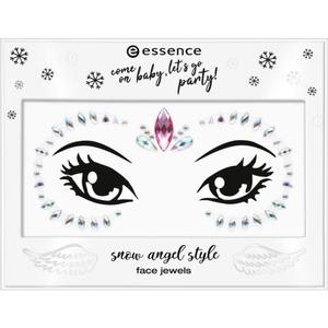 essence come on baby, let´s go party! snow angel style face jewels 01 EUR/