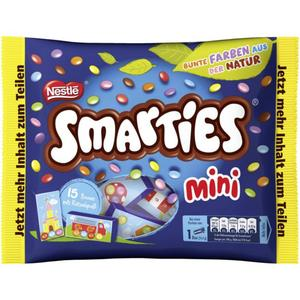 Smarties mini 1.34 EUR/100 g