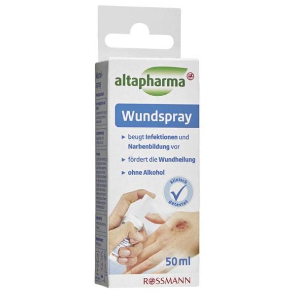 altapharma Wundspray 7.98 EUR/100 ml