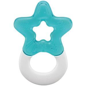 Dentistar Kühlbeißring Stern petrol