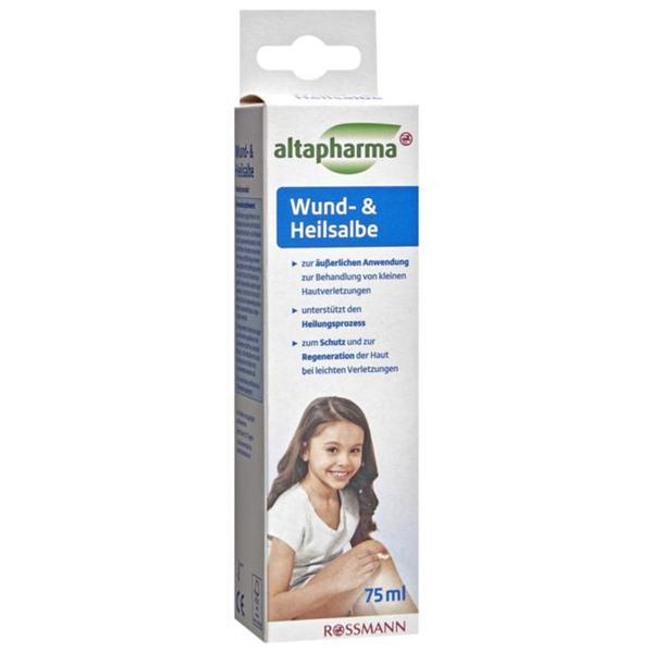 altapharma Wund- & Heilsalbe 4.65 EUR/100 ml