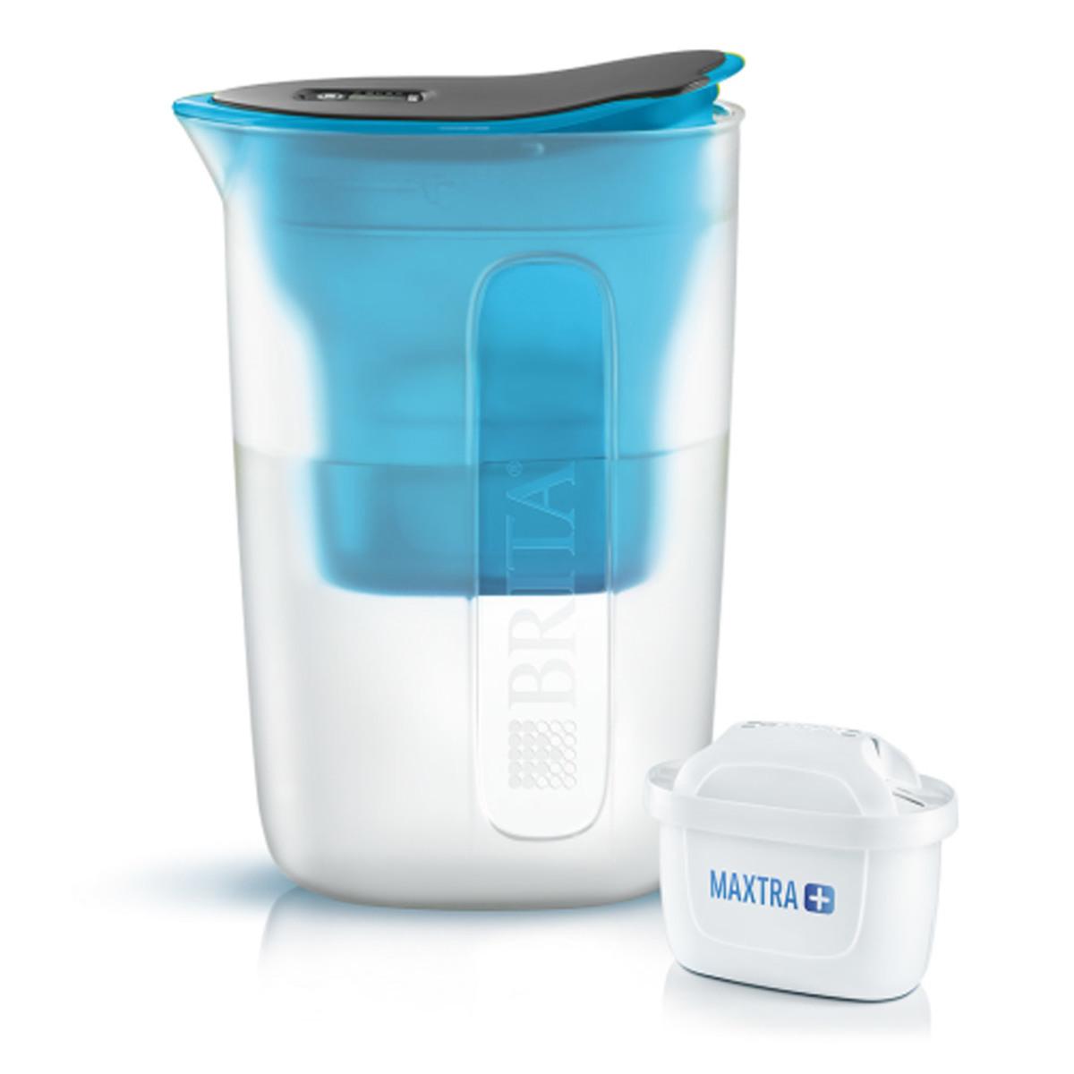 Bild 1 von BRITA Wasserfilter Fun, 1,5L, fresh blue