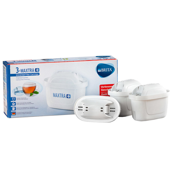 BRITA Wasserfilter Filterkartusche Maxtra+ 3er Set