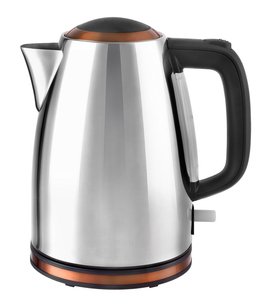 Kalorik Edelstahl-Wasserkocher TKG JK 1050 im eleganten Copper-Look 1,7 Liter