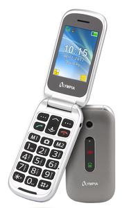 Olympia Mobiltelefon Mira, silber