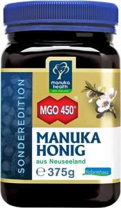Manuka Health NewZealand  Manukahonig MGO 450+ 375 g