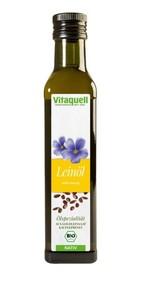 Vitaquell Bio Leinöl nativ 250 ml