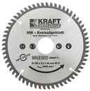 Bild 2 von Kraft Werkzeuge HW-Sägeblatt, Ø160mm, 4er Set
