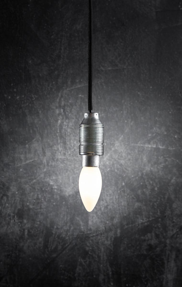 Bild 1 von Duracell LED Vollglas Leuchtmittel Kerze, 2W, 4er Pack