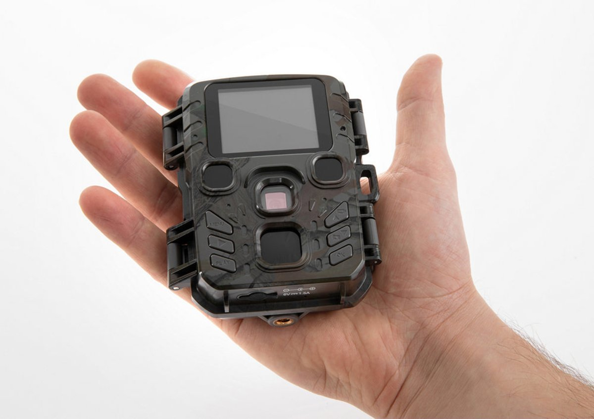 Bild 1 von Technaxx Mini-Universal-Überwachungskamera TX-117