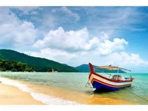 Malaysia  - Rundreise & Baden
