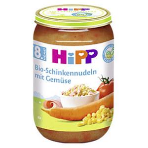 Hipp Menü 220g versch. Sorten jedes Glas