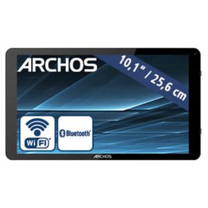 Tablet 101f Neon · Quad-Core-Prozessor (bis zu 1,2 GHz) · 2 Kameras · microSD™-Slot bis zu 32 GB · Android™ 8.1 (Go Edition)