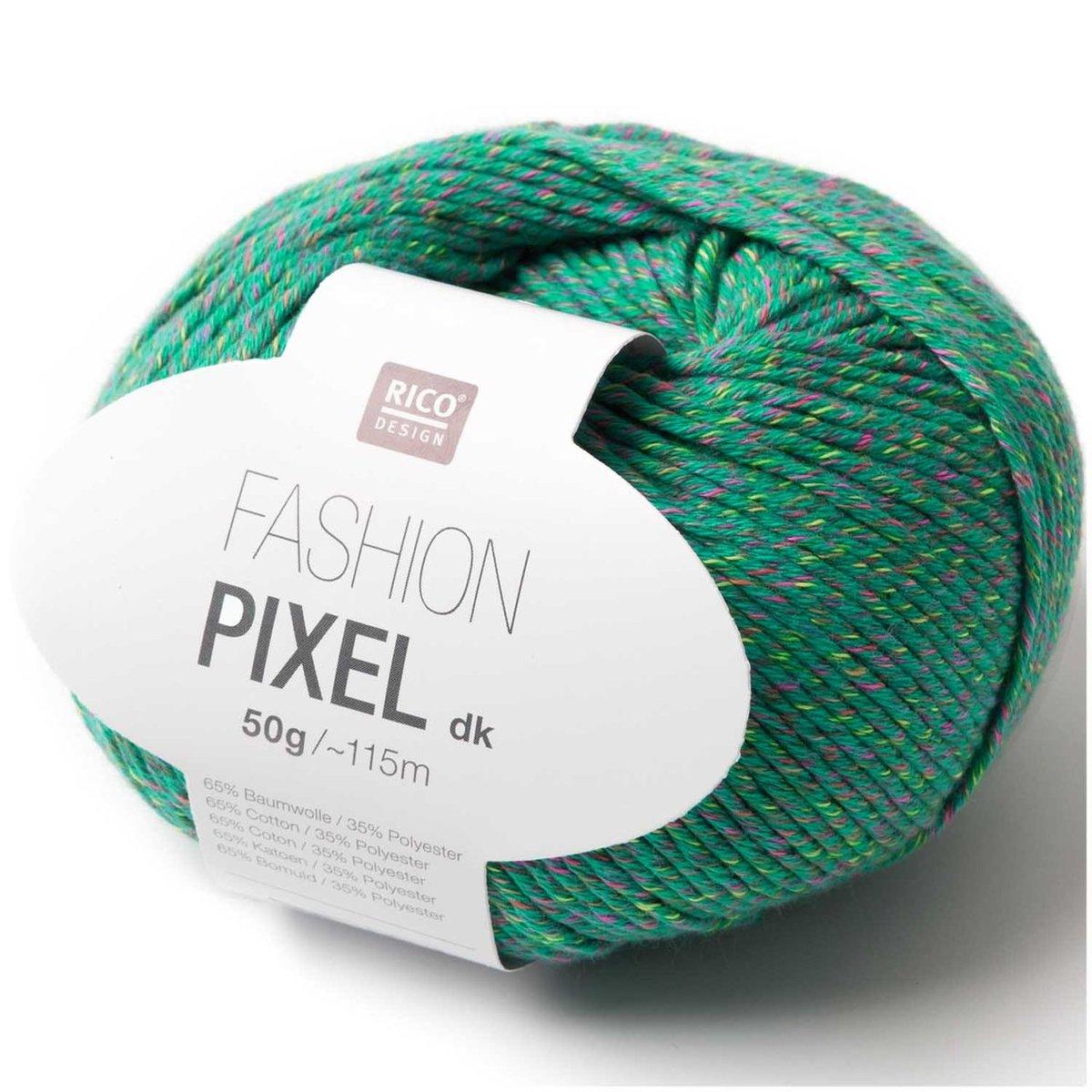 Bild 1 von Rico Design Fashion Pixel dk 50g 115m