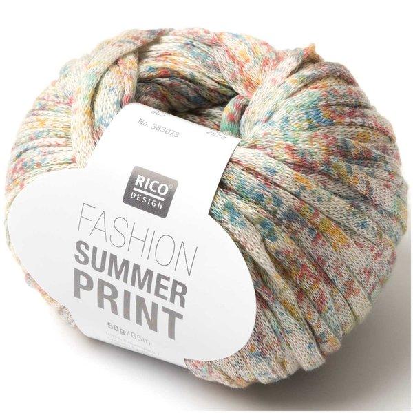 Rico Design Fashion Summer Print 50g 65m Von Idee Der Creativmarkt Ansehen