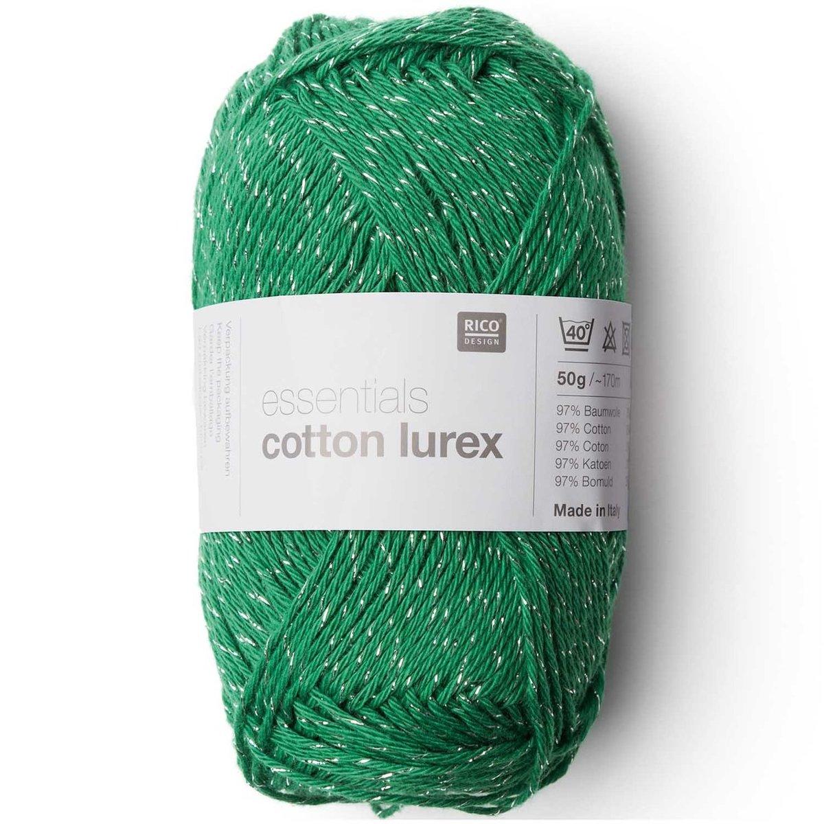 Bild 1 von Rico Design Essentials cotton Lurex 50g 170m