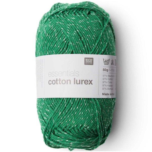 Rico Design Essentials cotton Lurex 50g 170m