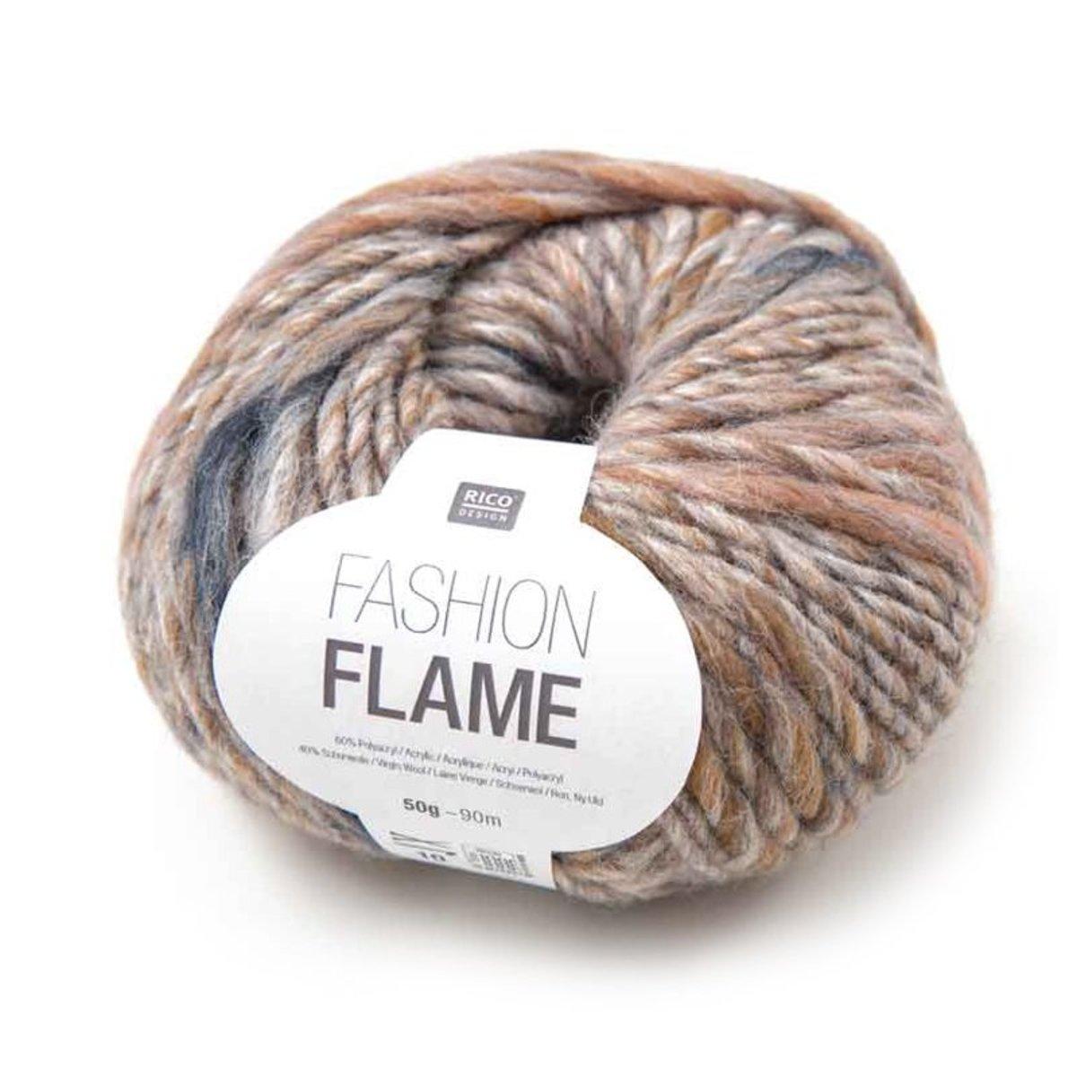 Bild 1 von Rico Design Fashion Flame 50g 90m