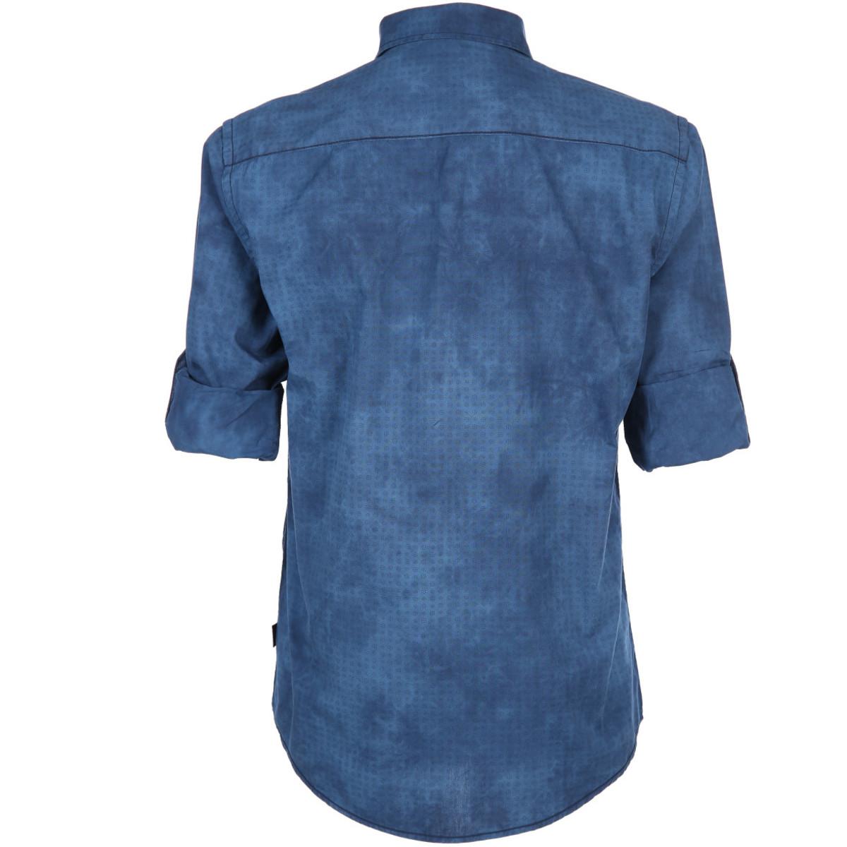 Bild 2 von Herren Freizeithemd mit Brusttasche