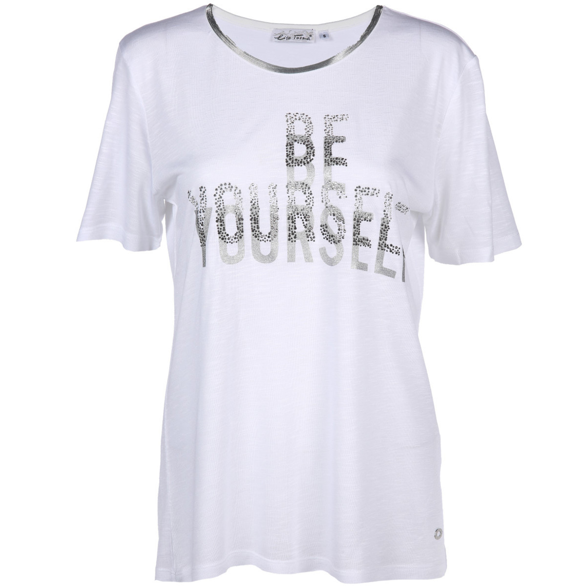 Bild 1 von Damen Shirt mit Glitzer Print