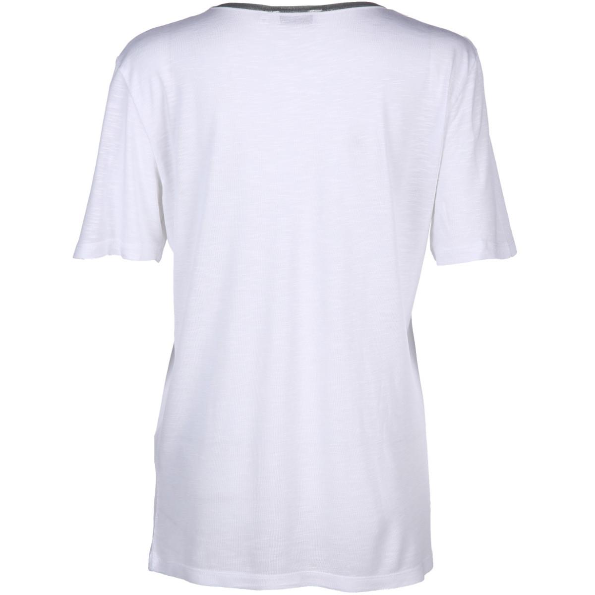 Bild 2 von Damen Shirt mit Glitzer Print