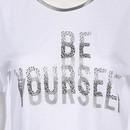 Bild 3 von Damen Shirt mit Glitzer Print