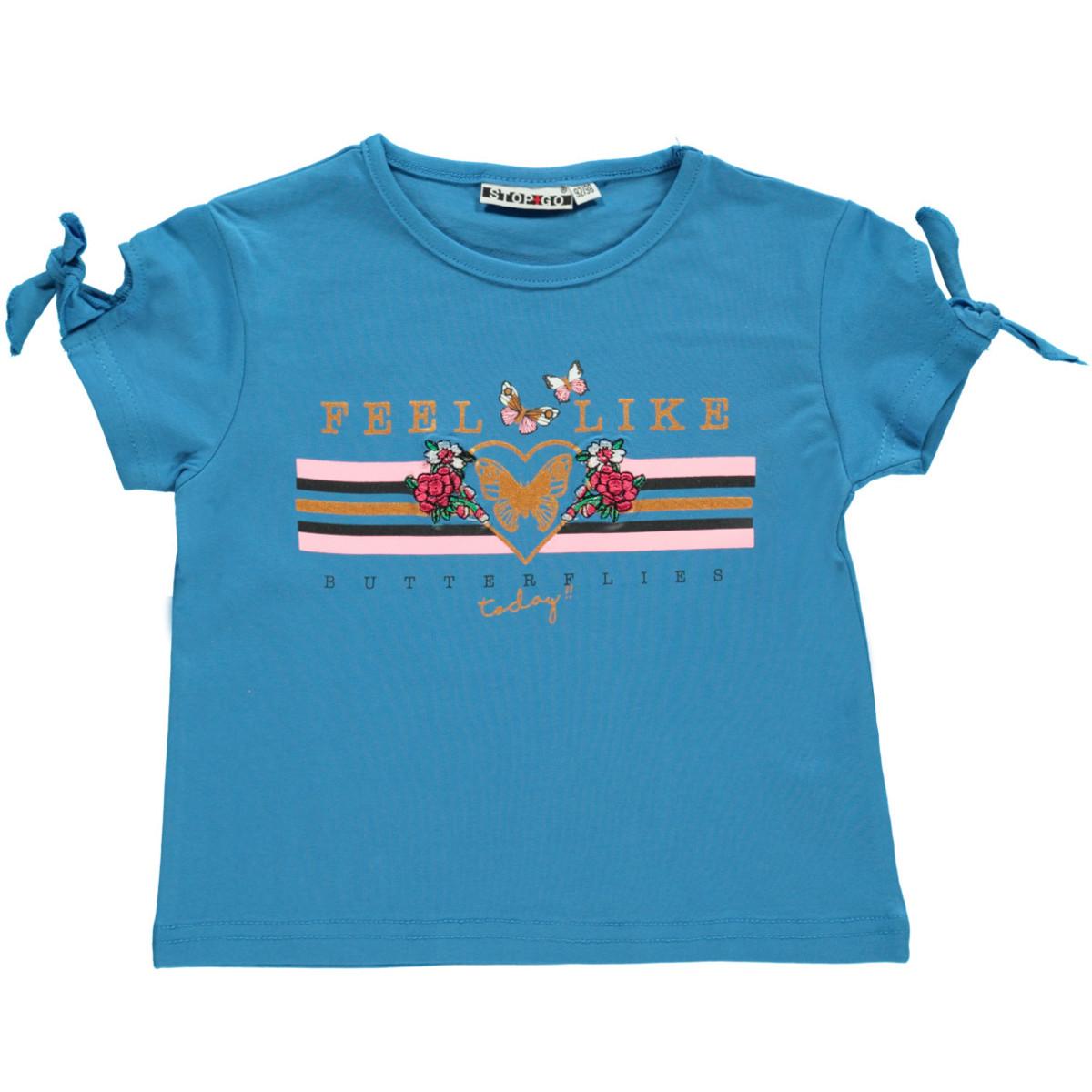 Bild 1 von Mädchen Shirt mit Frontprint