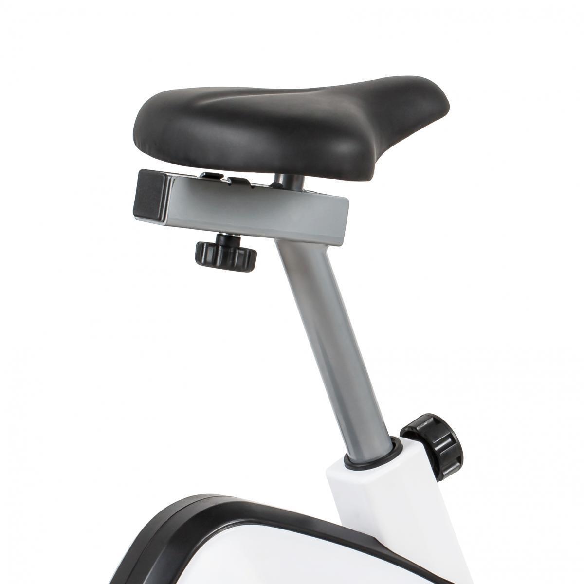 Bild 3 von MOTIVE Fitness by U.N.O. Heimtrainer HT 400 weiß-schwarz inkl. Schutzmatte