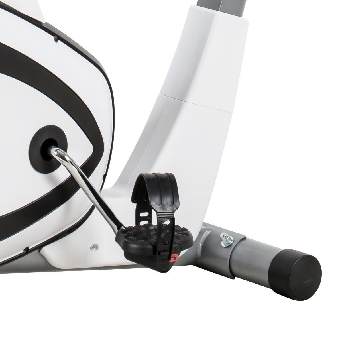 Bild 4 von MOTIVE Fitness by U.N.O. Heimtrainer HT 400 weiß-schwarz inkl. Schutzmatte