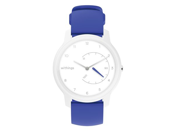 Withings Move, Aktivitätstracker, weiß/blau