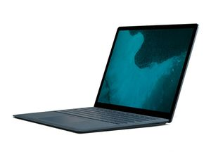 Microsoft Surface Laptop 2, Intel Core i5 (8. Gen), 8 GB RAM, 256 GB SSD, blau