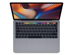 "Apple MacBook Pro 13"", i7 2,7 GHz, 16 GB RAM, 1 TB SSD, space grau"