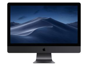 "Apple iMac Pro, 27"" Retina 5K, 3,2 GHz 8-Core Xeon W, 32 GB RAM, 2 TB SSD"