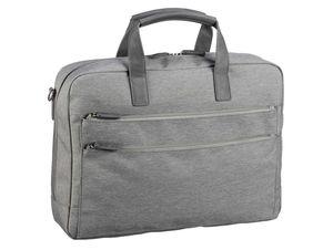"""Jost Bergen Business Bag, Tasche für MacBook bis 15"""", hellgrau"""