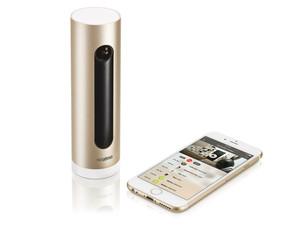 Netatmo Welcome, Smart Home Kamera mit Gesichtserkennung für iOS/Android