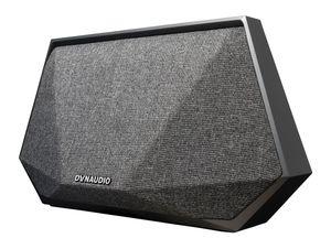 Dynaudio Music 3, mobiler Lautsprecher, WLAN/Bluetooth, dunkelgrau