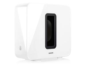 Sonos SUB, Subwoofer für das Sonos Smart Speaker System, 2. Gen., weiß