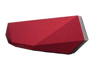 Dynaudio Music 7, stationärer Lautsprecher, WLAN/Bluetooth, rot