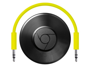 Google Chromecast Audio, Streaming-Gerät, WLAN, USB