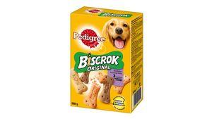 Pedigree Hundetrockenfutter Biscrok in 3 Geschmacksrichtungen
