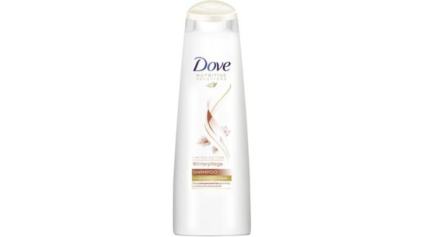 Dove Shampoo Winterpflege