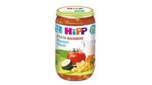 HiPP Menüs ab 12.Monat - Pasta Bambini - Rigatoni Napoli