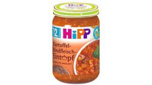 HiPP Eintöpfe ab 12.Monat - Kartoffel-Rindfleisch-Eintopf