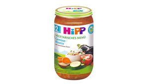 HiPP Menüs ab 12.Monat - Gemüse-Risotto