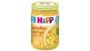 HiPP Eintöpfe ab 12.Monat - Kartoffel-Eintopf