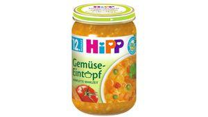 HiPP Eintöpfe ab 12.Monat - Gemüse-Eintopf