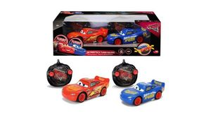 Dickie Toys - RC Cars 3 Twin Pack Lightning McQueen